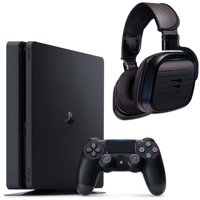 Deals on PlayStation 4 Slim 1TB Gaming Console w/Voltedge Headset