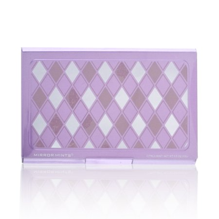 Purple Mints (Little I Card Holder Pepper Mint - Citrus Mint 13g/0.5oz -)