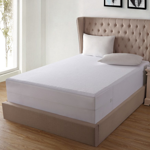 Bedical Care Inc Hypoallergenic Waterproof Mattress Prote...