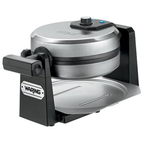 Waring Pro WMK200 Belgian Waffle Maker, Stainless Steel/Black [DISCONTINUED]