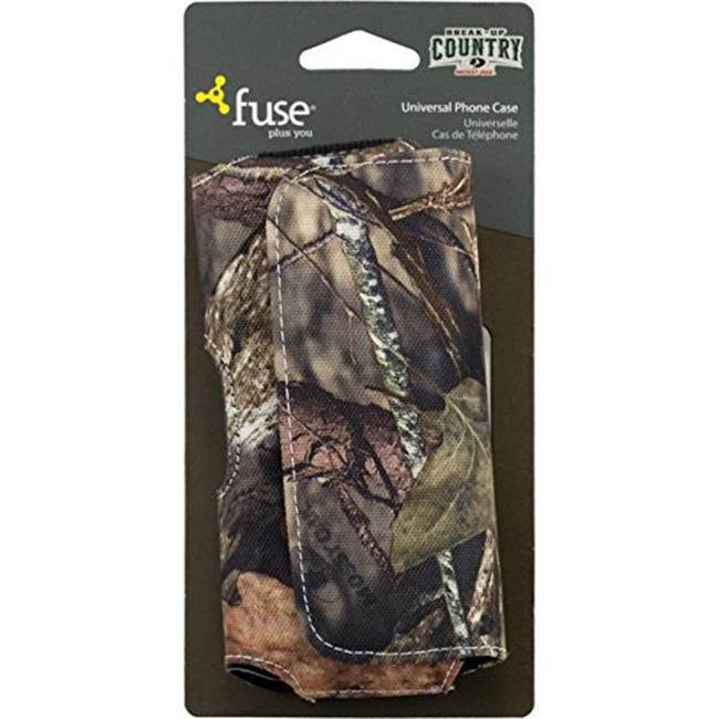 Fuse Plus You 07771 Mossy Oak Break-Up Infinity Horizontal Universal Phone Case - Camo, Extra Large - image 1 de 1