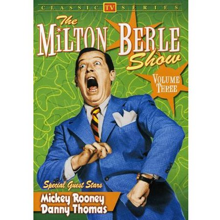 Milton Berle TV Show: Volume 3