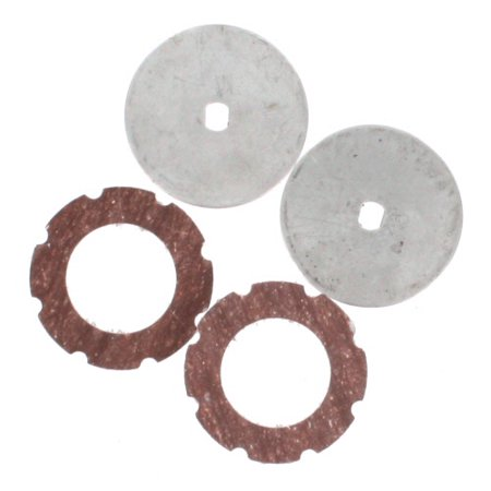 Redcat 69718 Slipper Clutch Plates and Fiber Pads