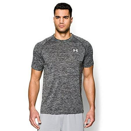 Under Armour Mens Men's UA Techa Short Sleeve - Under Armour Loose Fit Shirt