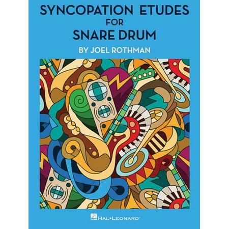 Syncopation Etudes for Snare Drum (Snare Drum Technique)