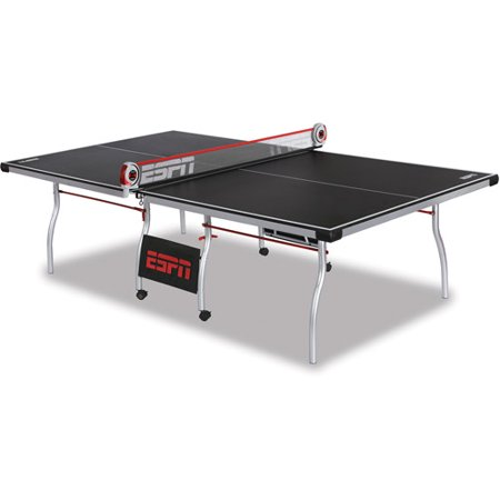 Sportcraft espn table tennis table for Table tennis 6 0