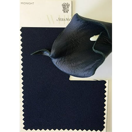 Lot of 60-Real Touch calla lilies (Midnight Navy blue) ()