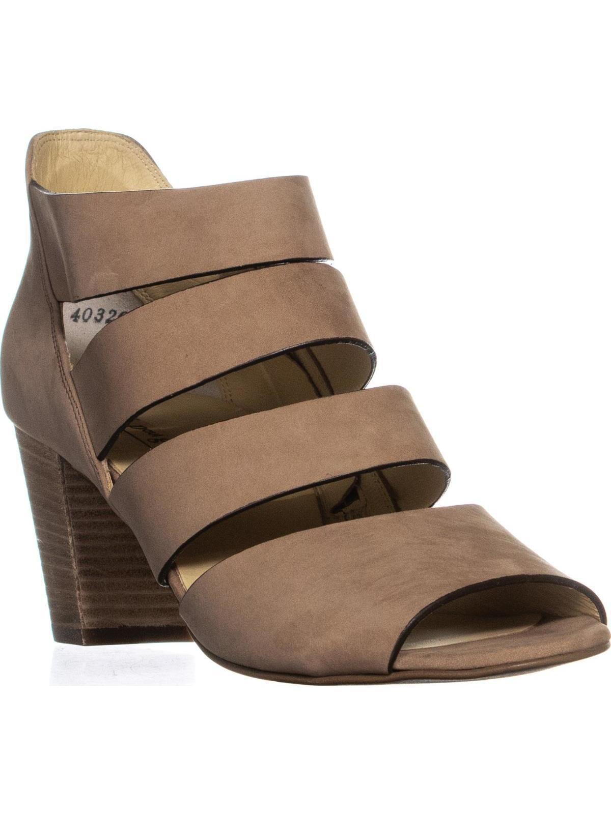: Paul Green Womens Michele Nubuck Strappy Heels