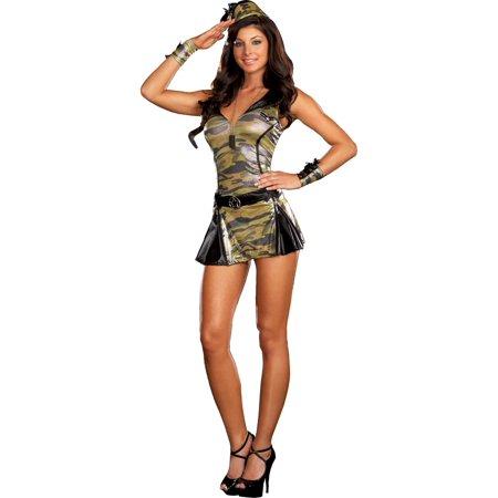 Sergeant Sassy Lg. Size 10-14