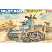 1:35 M3 Stuart Honey British Model Kit