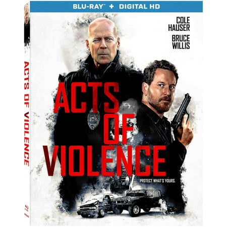 Acts Of Violence (Blu-ray + Digital HD) (VUDU Instawatch Included)