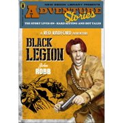 Adventure Books: Black Legion - eBook