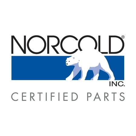 Norcold 628685 Refrigerator Cooling Fan Assembly  Replacement For Norcold 1200/ 1210/ N1095/ N61X/ N62X/ N64X/ N81X/ N82X/ N84X Series Refrigerators; Square; 12 Volt DC; 0.4 Amp; Black - image 1 of 1