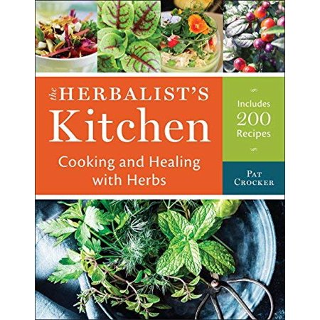 The Herbalist's Kitchen: Cooking and Healing with Herbs - image 1 de 1