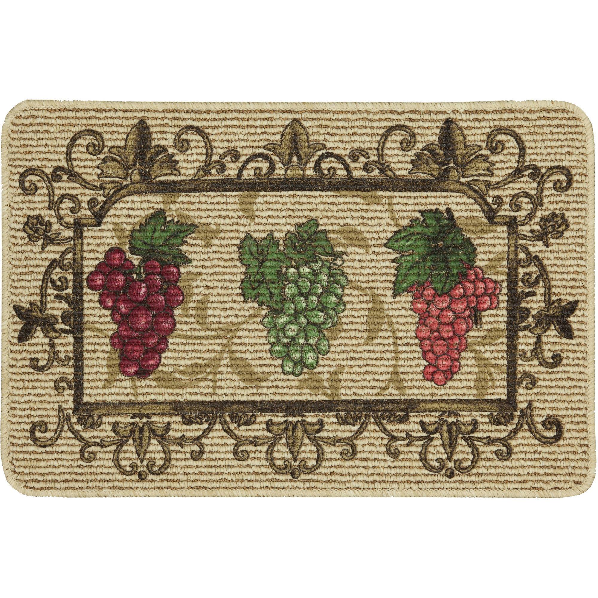 kitchen rugs : rugs - walmart - walmart