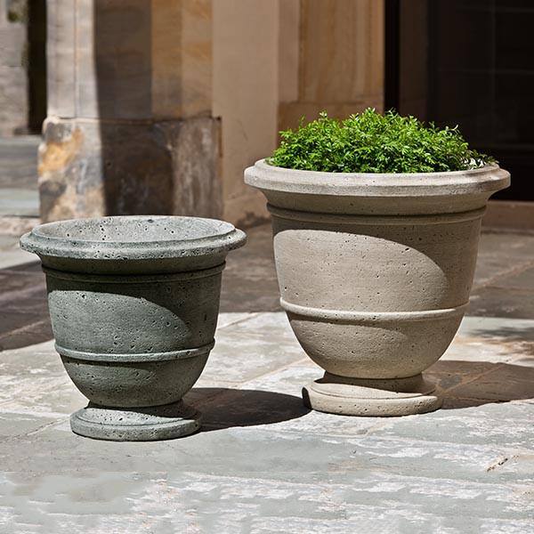 Campania International Cast Stone Relais Large Urn by Campania International