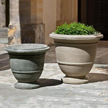 - Campania International Cast Stone Relais Large Urn