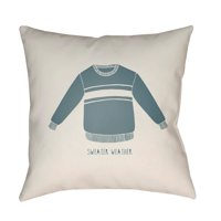 Surya Sweater Weather Outdoor Pillow