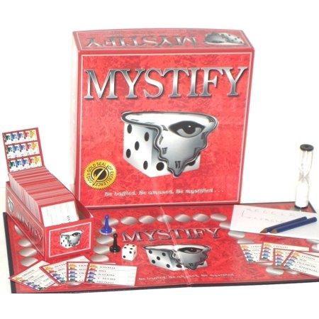 Mystify Word Scramble Board Game