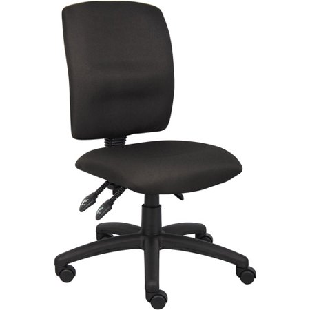 Boss Multi Function Fabric Desk Chair