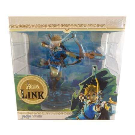 Dark Horse Deluxe F4F The Legend of Zelda Breath of the Wild Link Figure Statue - Legend Of Link