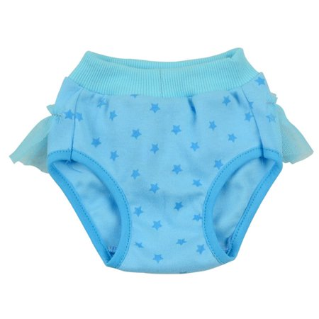 Maraso Cute Puppy Pet Dog Female Sanitary Pant Short Panties Diaper Underwear Washable