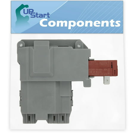 Brands Door Locks - 131763202 Washer Door Latch Replacement for Kenmore / Sears 970-C40042-00 Washing Machine - Compatible with 131763202 Door Lock Switch - UpStart Components Brand