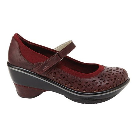 Women's Jambu JBU Alicante Wedge Mary Jane ()