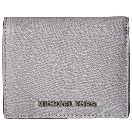 4feafe3634b619 MICHAEL Michael Kors Jet Set Travel Flap Card Holder - Dove -  32T4STVF2L-083 - Walmart.com