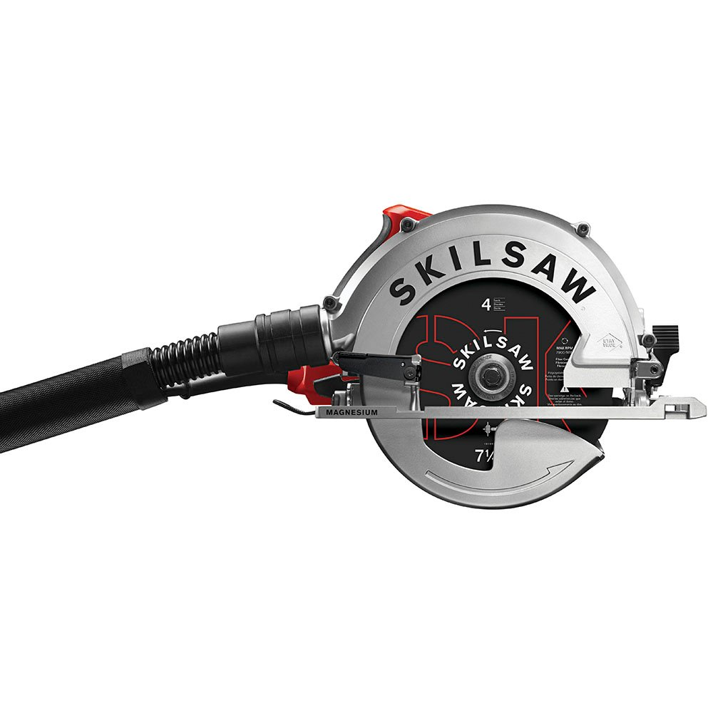 SKILSAW SIDEWINDER™ 7-1/4 In. Circular Saw for Fiber Cement (SKILSAW Blade)