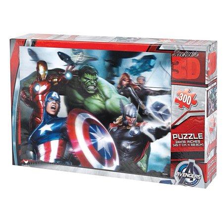 Avengers Prime 3D Puzzle Kids Games By Cardinal