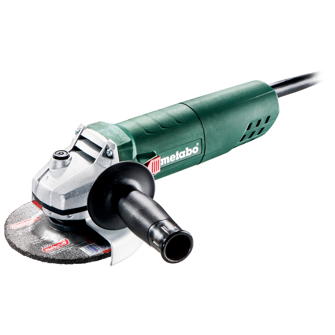 Metabo 601233420 4-1/2 - 5-Inch 8.0-Amp 10,000 RPM Powerful Angle Grinder