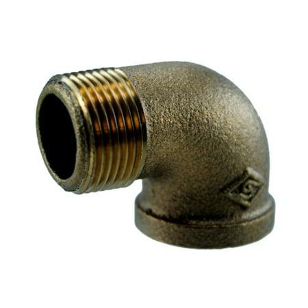 3 4 Brass Pipe Street Elbow
