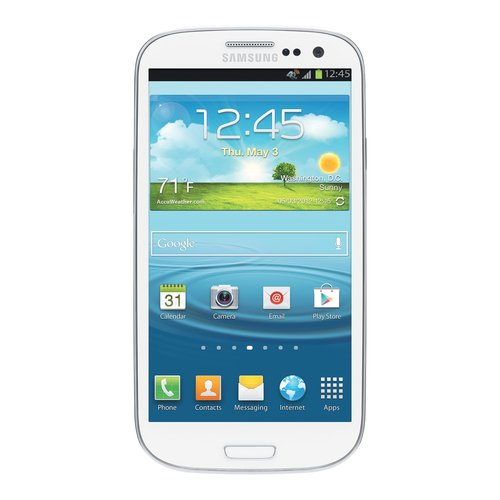 Samsung Galaxy S3 I747 16GB GSM Android Cell Phone, White...