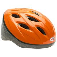 Bell Edge Bike Helmet, Orange, Youth 8+ (54-57cm)
