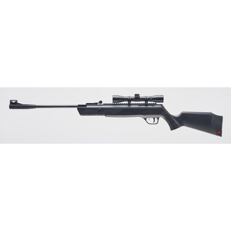 (Ruger AirHawk Elite II .177 Pellet Air Rifle Black Stock - UMAREX AIRGUNS)