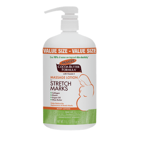 Palmer's Cocoa Butter Formula with Vitamin E Massage Lotion for Stretch Marks/ 33.8 fl. oz.