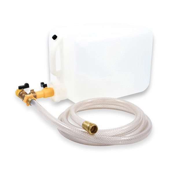 Camco 65501 DIY Boat Winterizer - Easy to Use Gravity Flow System for Inboard/Outboard Engines