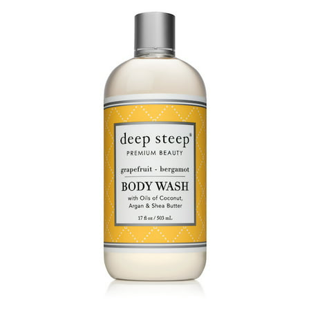 Deep Steep Grapefruit Bergamot Body Wash