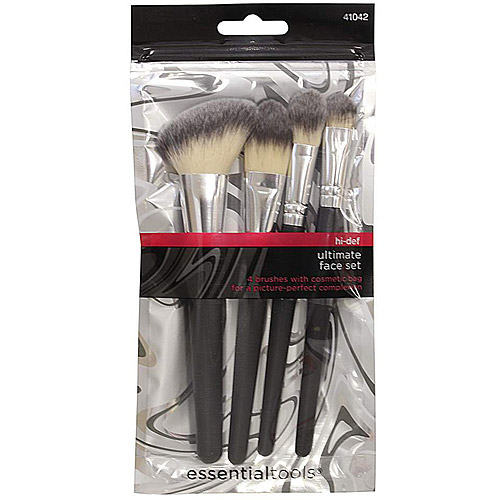 Essential Tools Ultimate Hi-Def Face Set, 4 pc