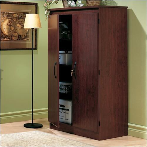 Morgan Storage Cabinet-Finish:Royal Cherry