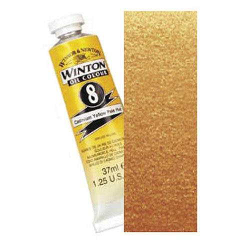 Winsor & Newton Artists' Oil Color: Burnt Sienna, 37mL