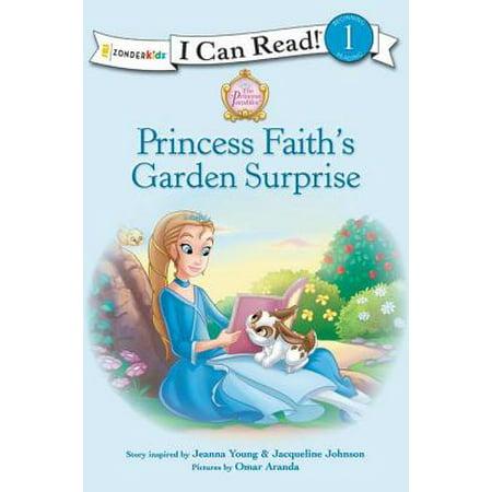 - Princess Faith's Garden Surprise