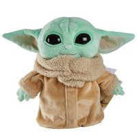 Star Wars The Child Plush Toy, 8-In Small Yoda Baby Figure from The Mandalorian