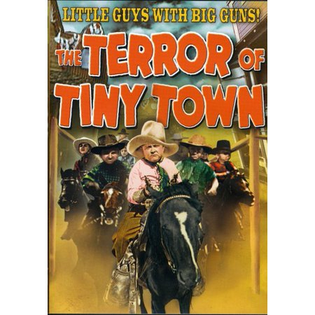 Terror of Tiny Town (DVD) - Halloween 35 Years Of Terror