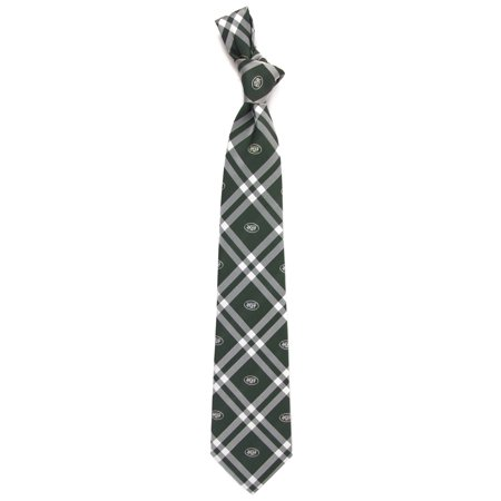 New York Jets Rhodes Tie - Green Henry New York Tie