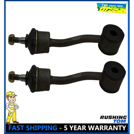 Set of 2 Front Sway Bar End Link Left & Right Pair For Jeep 96-98 Grand Cherokee
