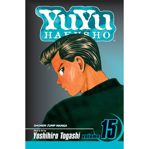 YuYu Hakusho 15: Standoff at the Eleventh Hour