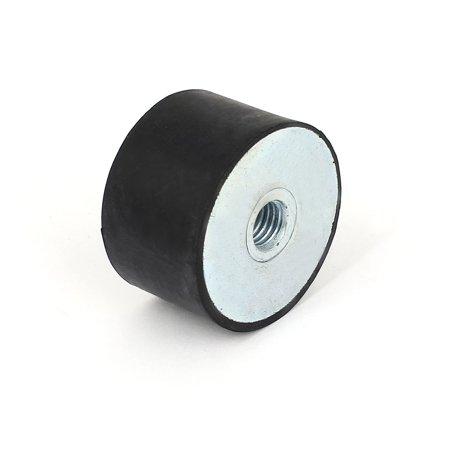 Unique Bargains M12 50 X 30mm Anti Vibration Rubber Mounts Isolators Bobbins