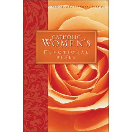Catholic Women's Devotional Bible-NRSV : Featuring Daily Meditations by Women and a Reading Plan Tied to the (Woman Reading Monet)